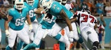 Arian Foster helps lead Dolphins over Falcons 17-6