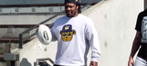 Marshawn Lynch brought 'Beast Mode' to the rugby pitch