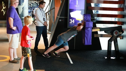 Vikings Voyage, an interactive fan space