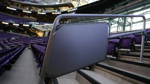 1,300 Wi-Fi access points throughout the stadium