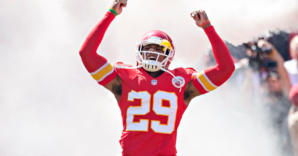 b4f47c04dfe Chiefs coach Andy Reid is confident Eric Berry will be ready for Week 1