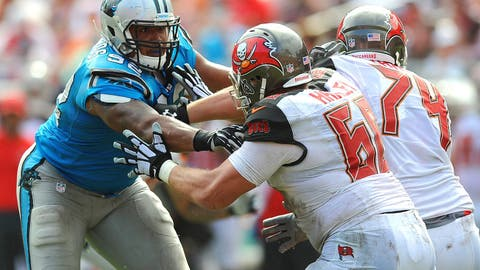 Tampa Bay Buccaneers: the offensive line