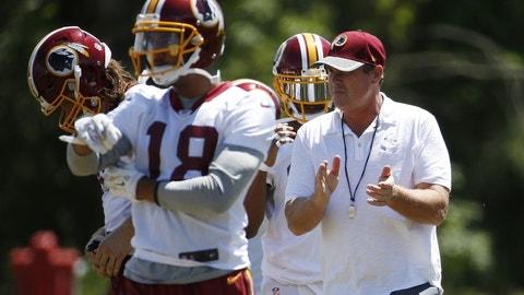 Washington Redskins: WR Josh Doctson