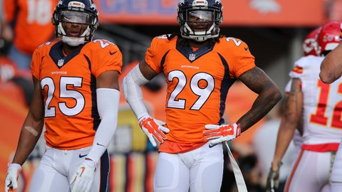 Best cornerbacks: Broncos