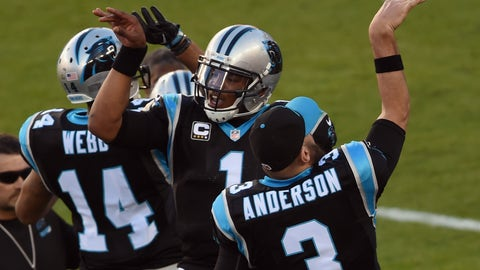 Best Quarterbacks: Panthers