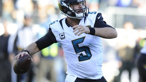 No. 62 - Blake Bortles