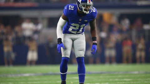 Worst safeties: Giants