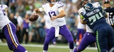 Shaun Hill is probably the only one who can save the Vikings