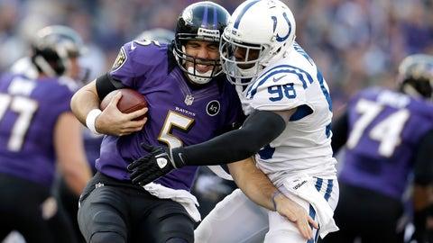 """Baltimore Ravens: """"Uncrushable, uncrustable"""""""