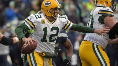Green Bay Packers: 12-4