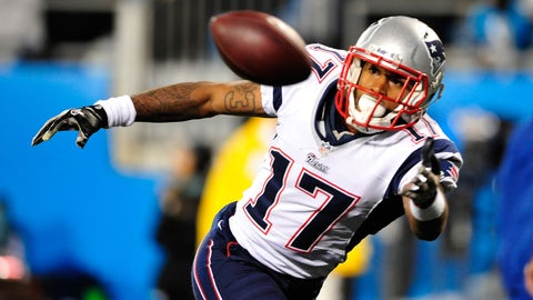 Aaron Dobson - WR - New England Patriots