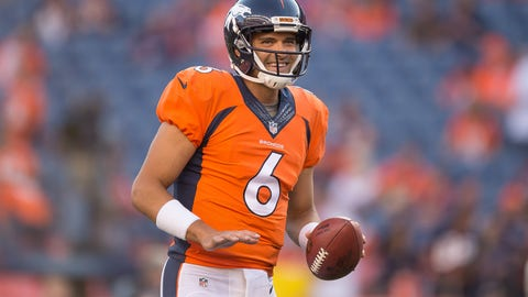 Mark Sanchez - QB - Denver Broncos