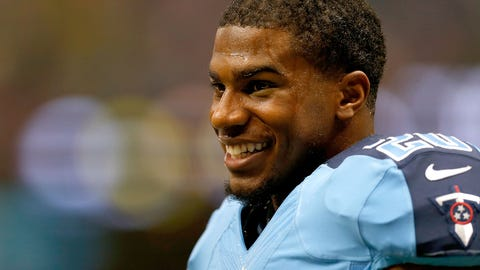 Bishop Sankey - RB - Tennessee Titans