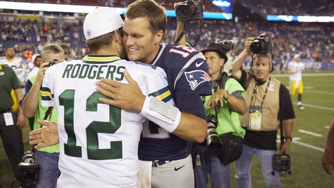 Patriots-Packers