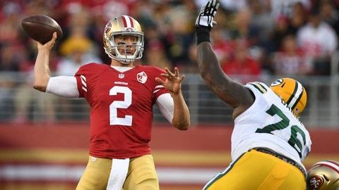 San Francisco 49ers: 2-14
