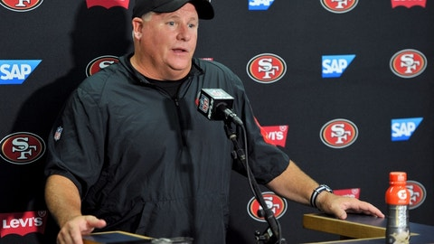 Chip Kelly wont say whether Kaepernick will remain the starter
