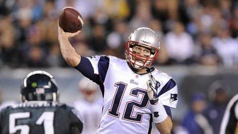 No. 83 - Tom Brady