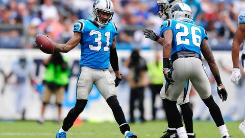 Carolina Panthers: The secondary continues to falter