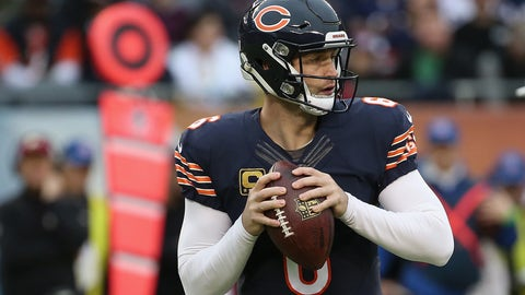Chicago Bears: Jay Cutler, QB, age 33