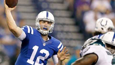 No. 52 - Andrew Luck