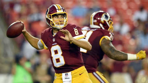 Washington Redskins: 8-8