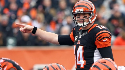 No. 99 - Andy Dalton