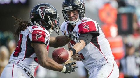 Atlanta Falcons: 7-9