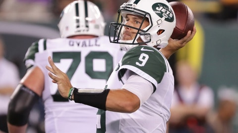 Bryce Petty wasn't terrible in his lone start