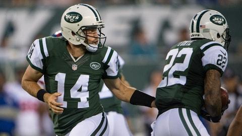 New York Jets: 8-8