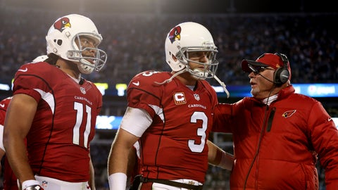 Cardinals (-4.5) over BILLS (Over/under: 47)