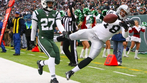 September 17: New York Jets at Oakland Raiders, 4:05 p.m. ET