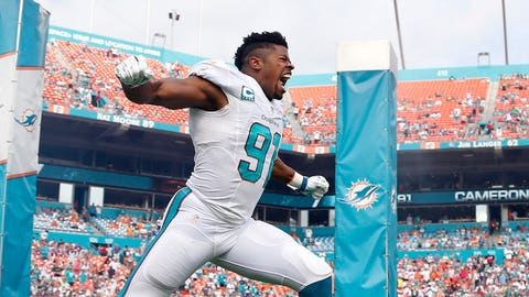 Miami Dolphins: Cameron Wake, DE, age 34