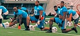 Dolphins counting on comebacks by DEs Wake, Williams