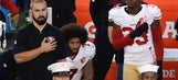 Goodell doesn't agree with Kaepernick's actions
