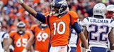 Broncos Sign WR Emmanuel Sanders to a Three Year Extension