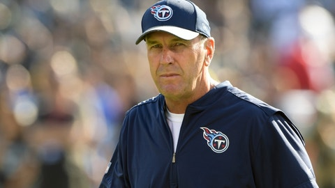 TITANS (-7) over Browns (Over/under: 43.5)