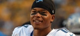 Lions WR Marvin Jones explains why he keeps a jar of pickles in his locker