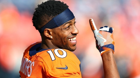 Indianapolis Colts at Denver Broncos, 4:25 p.m. CBS (715)