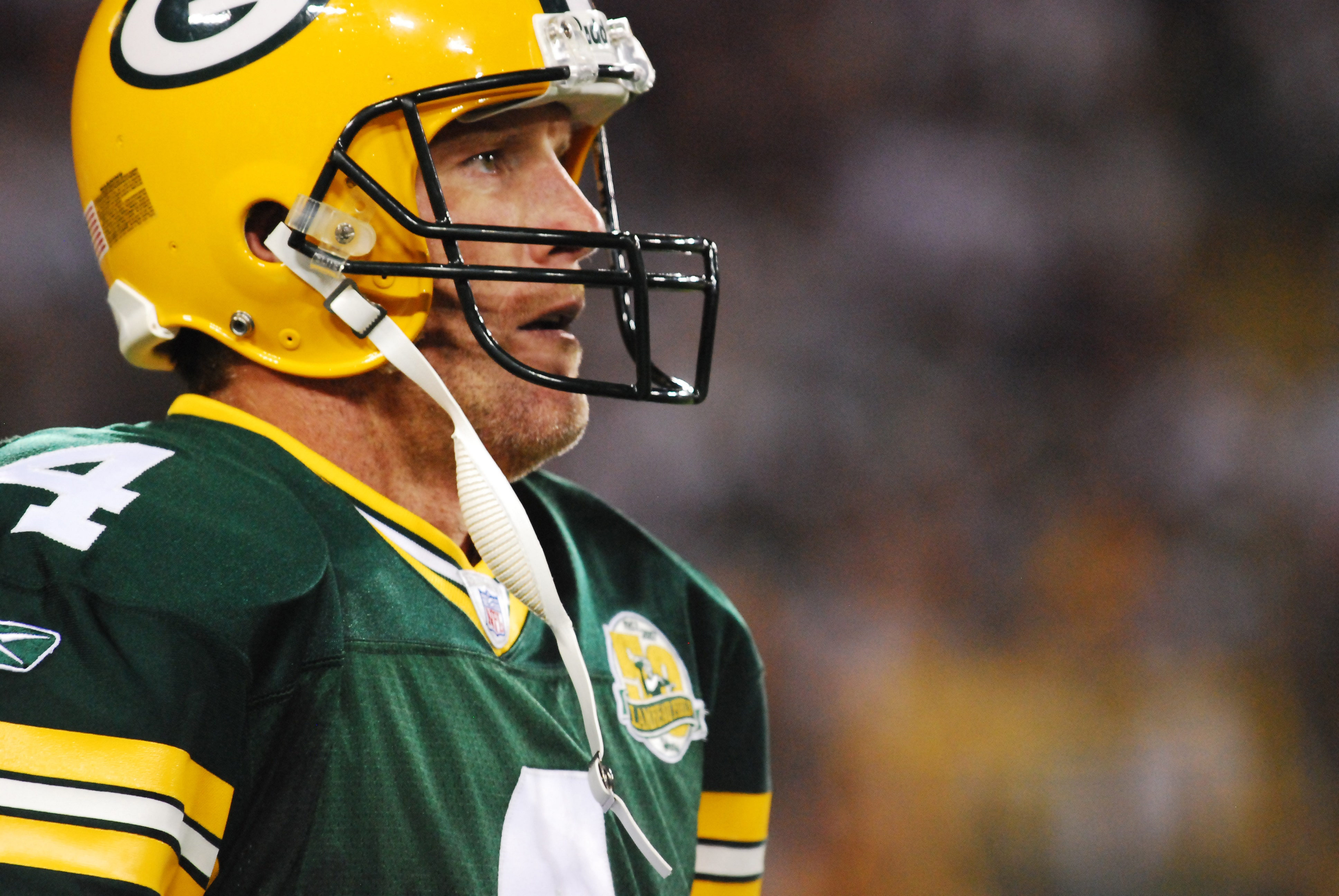 low priced a99ca 5eacc Brett Favre: Green Bay Packers best at number 4 | FOX Sports