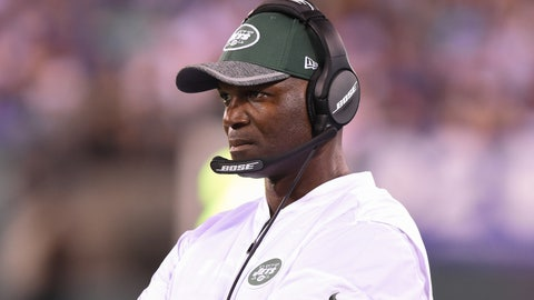 Jets coach Todd Bowles, on his dietary customs as a player