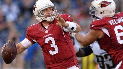 Arizona Cardinals: Carson Palmer, QB, age 36