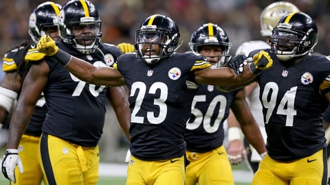 Pittsburgh Steelers: Free safety
