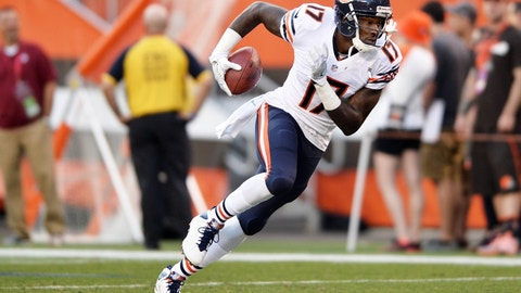 Alshon Jeffery receiving yards -- OVER 85.5 yards