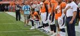 Brandon Marshall loses endorsement deal after kneeling for national anthem