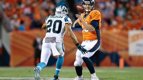 Trevor Siemian, Denver Broncos