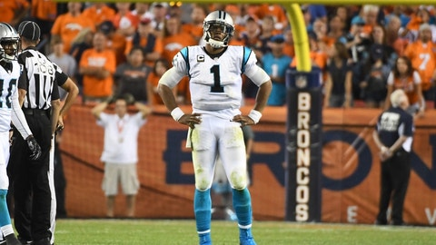 A repeat opener? (Panthers)