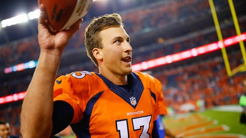 The Broncos are the best team in the AFC