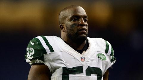 David Harris, LB, Jets