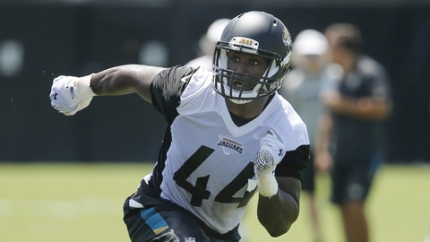 Jaguars: Get Myles Jack on the field