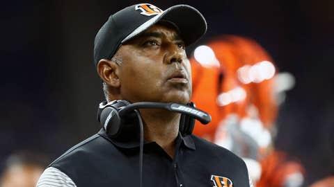 Cincinnati Bengals: Marvin Lewis exists